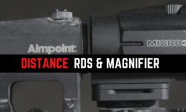 Distance Between Red Dot and Magnifier  (Does It Matter?)
