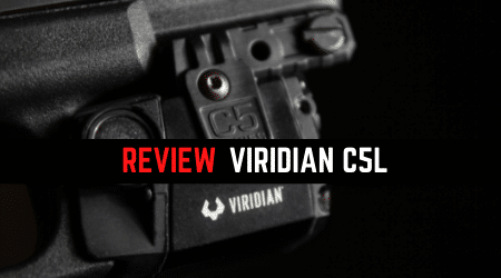 Read more about the article Review Viridian C5L [A Better Light Or Laser?]