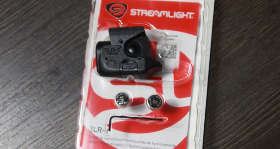 streamlight TLR 6 unboxing