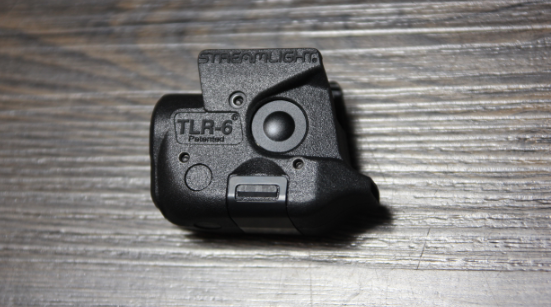 streamlight tlr 6 profile view