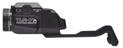 streamlight tlr 7a side profile