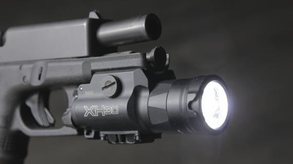 surefire xh30 on glock 19