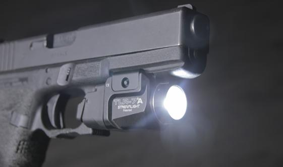 tlr 7 on glock 17