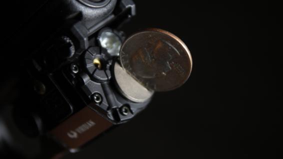 viridian c5l battery access open coin