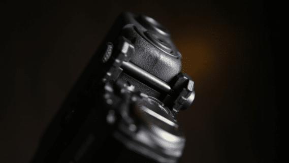 viridian c5l on glock 19 rail