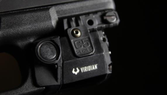 viridian c5l on glock 19