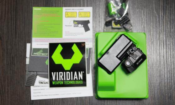 viridian c5l unboxing