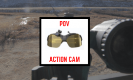 3 Best Action Cameras For POV Gun Actions – A Helpful Guide