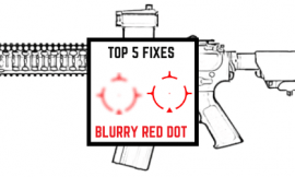 Top 5 Fixes For Blurry Red Dot Reticle