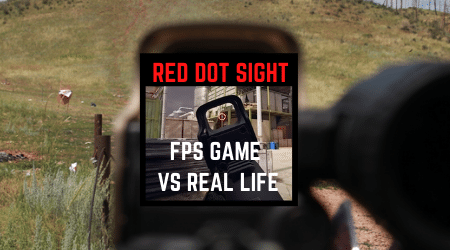 Read more about the article How Red Dot Sights Really Look & Feel In Real Life VS FPS Games