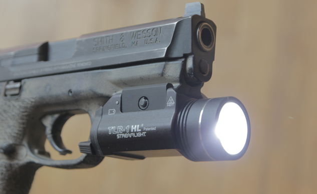 smith wesson mp with streamlight tlr 1 hl