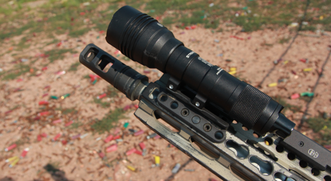 streamlight pro tac hlx on bcm keymod offset mount