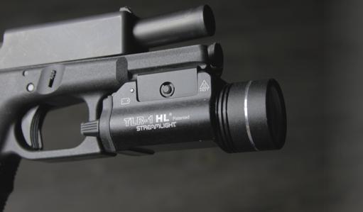 streamlight tlr 1 hl on g19 pistol