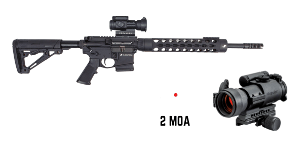 aimpoint pro on jp15