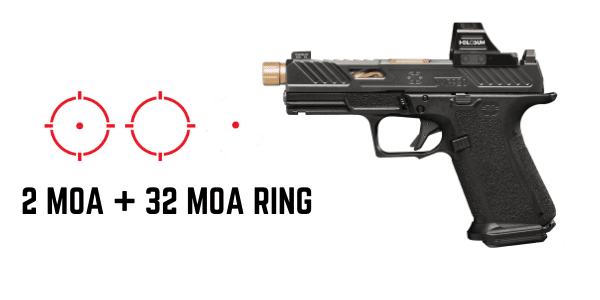 best red dot sight for MR920