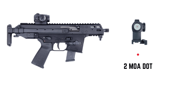bt ghm9 with aimpoint micro