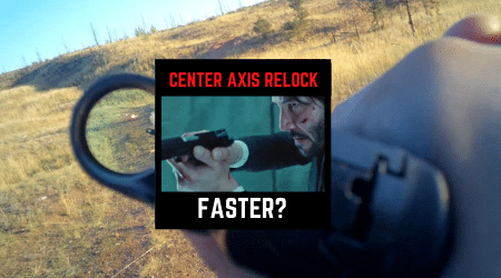 Read more about the article Try Center Axis Relock Technique For Faster Dot Acquisition [Pistol]
