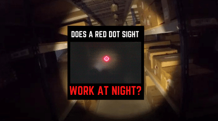 Read more about the article Do Red Dot Sights Work At Night? [Subtle Things To Notice]