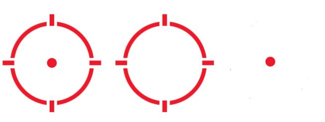 holosun 510c reticles