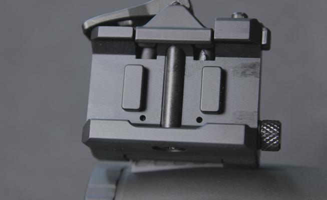 holosun hm3x magnifier qd mount recoil lugs