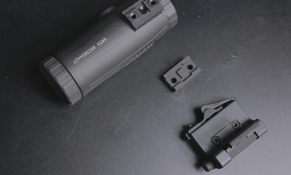 holosun hm3x magnifier riser and qd mount