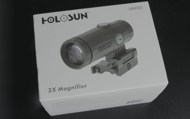 holosun hm3x packaging
