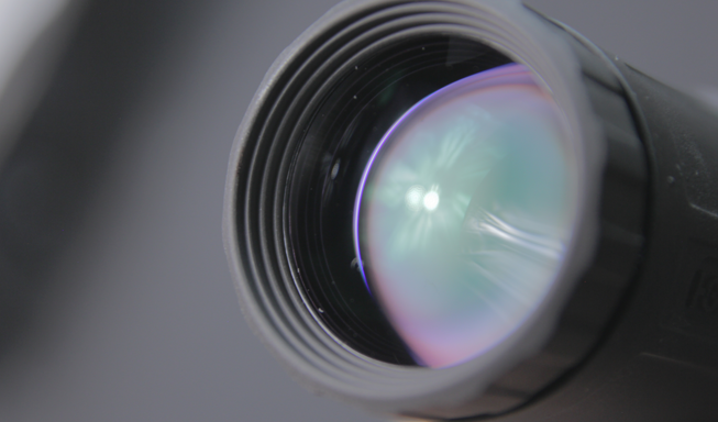 holosun hm3x rear lens