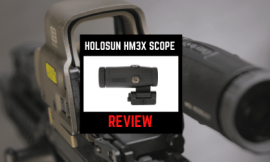 Review Holosun HM3X Magnifier Scope [Hot Selling]