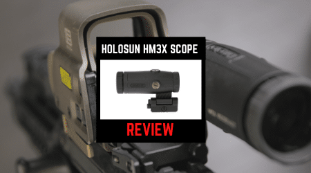 Read more about the article Review Holosun HM3X Magnifier Scope [Hot Selling]