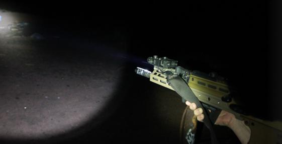 scar17 shooting in low light