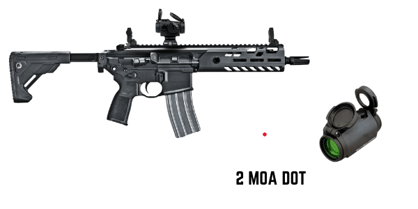 sig mcx with aimpoint micro h2