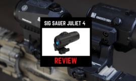 Review Sig Sauer Juliet 4 Magnifier [4X]