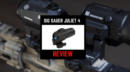 Read more about the article Review Sig Sauer Juliet 4 Magnifier [4X]