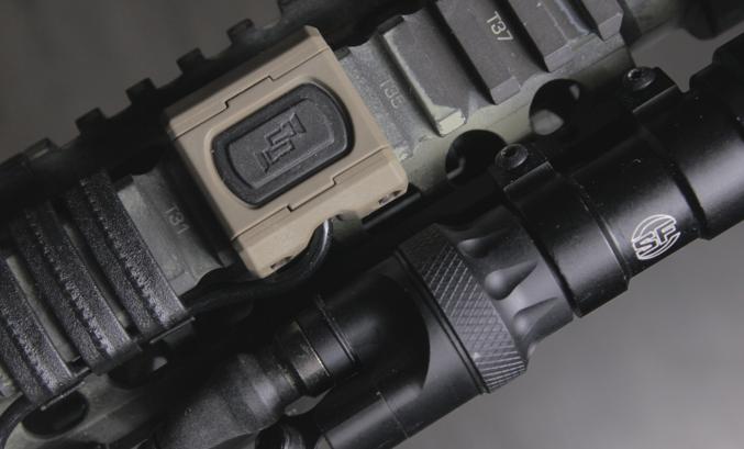 unity tactical modbutton surefire m300c on mk18