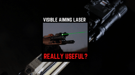 Read more about the article Are Laser Sights Useful? Pros & Cons [+ Video Demo]