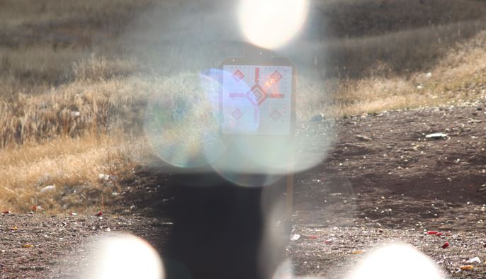 leupold deltapoint pro red dot indirect sunlight