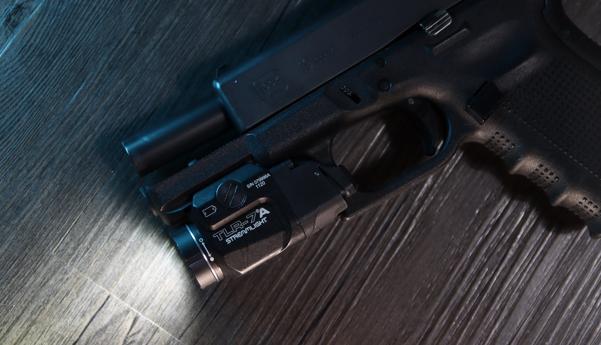 streamlight tlr 7a on glock 19 pistol